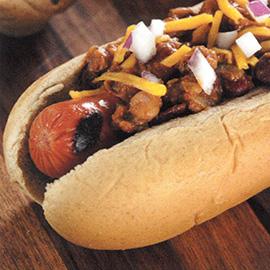 Hot dogok, Szendvicsek